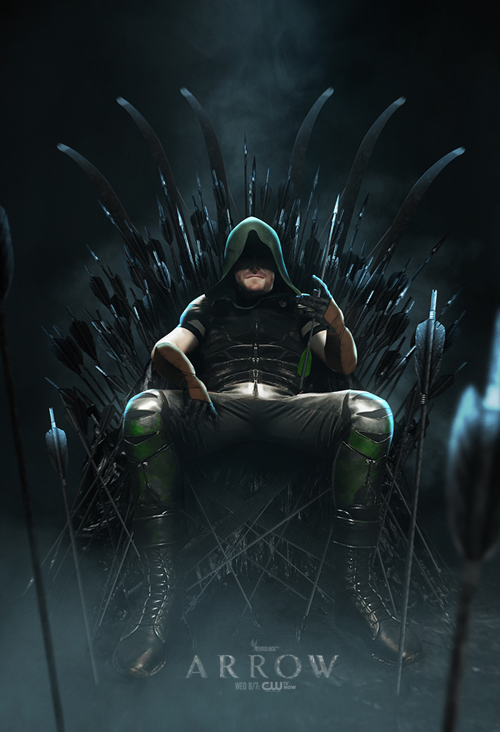 Arrow Season 4 LGX Promos on Behance