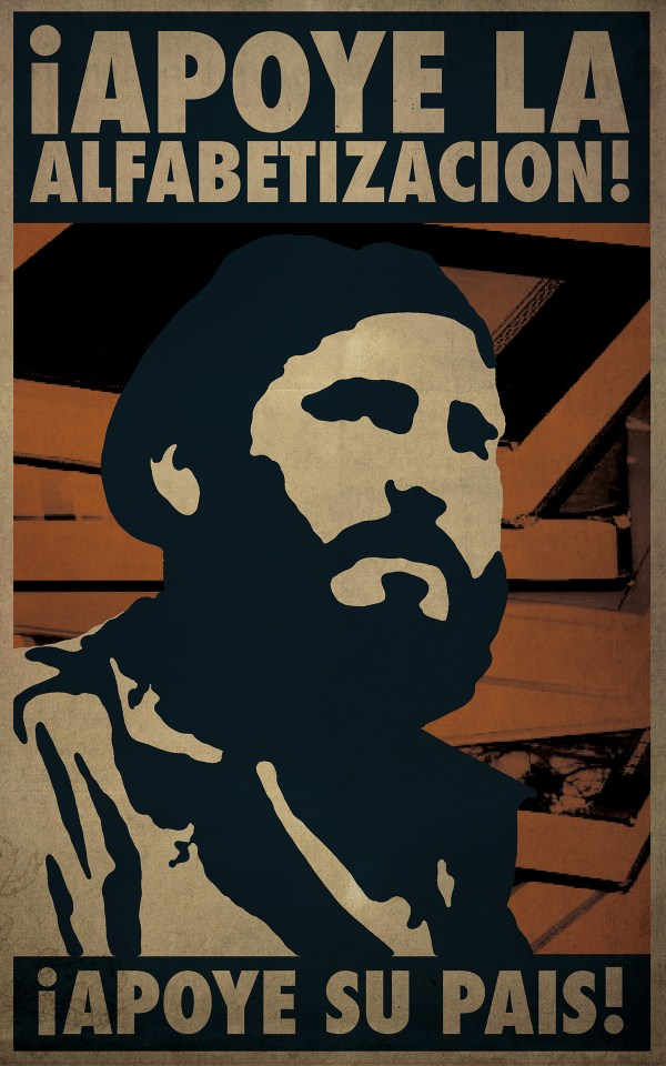 Cuban Propaganda Posters Behance