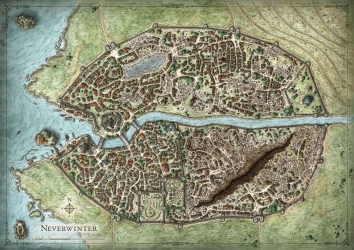 Fictional City Maps on Behance