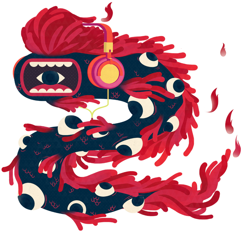 brazilian folklore characters on