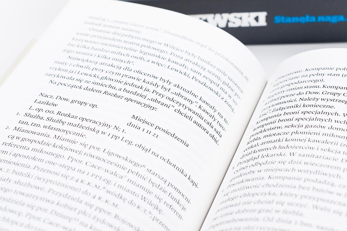 broniewski (series of books) on Behance