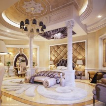 "Luxury ""master Bedroom"" Behance"