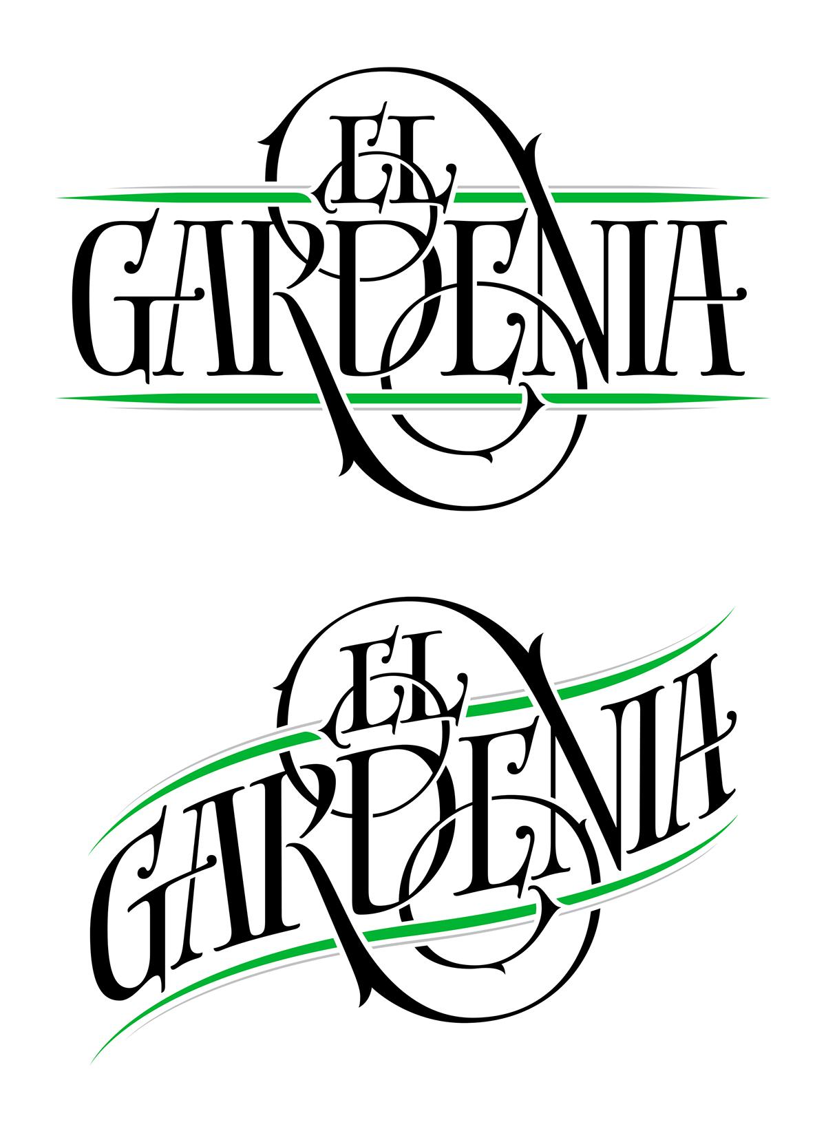 El Gardenia On Behance