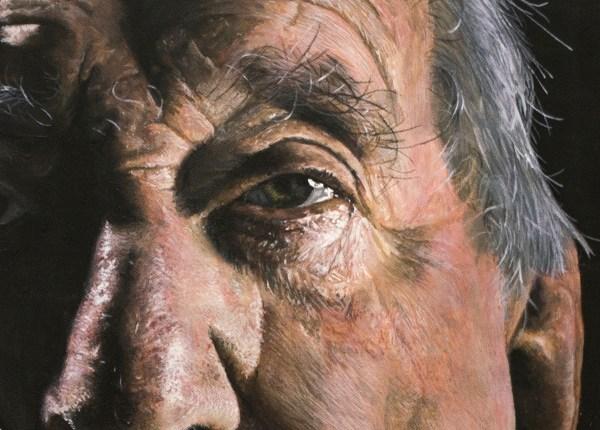 A2 Fine Art Project- Realism In Portraiture Behance