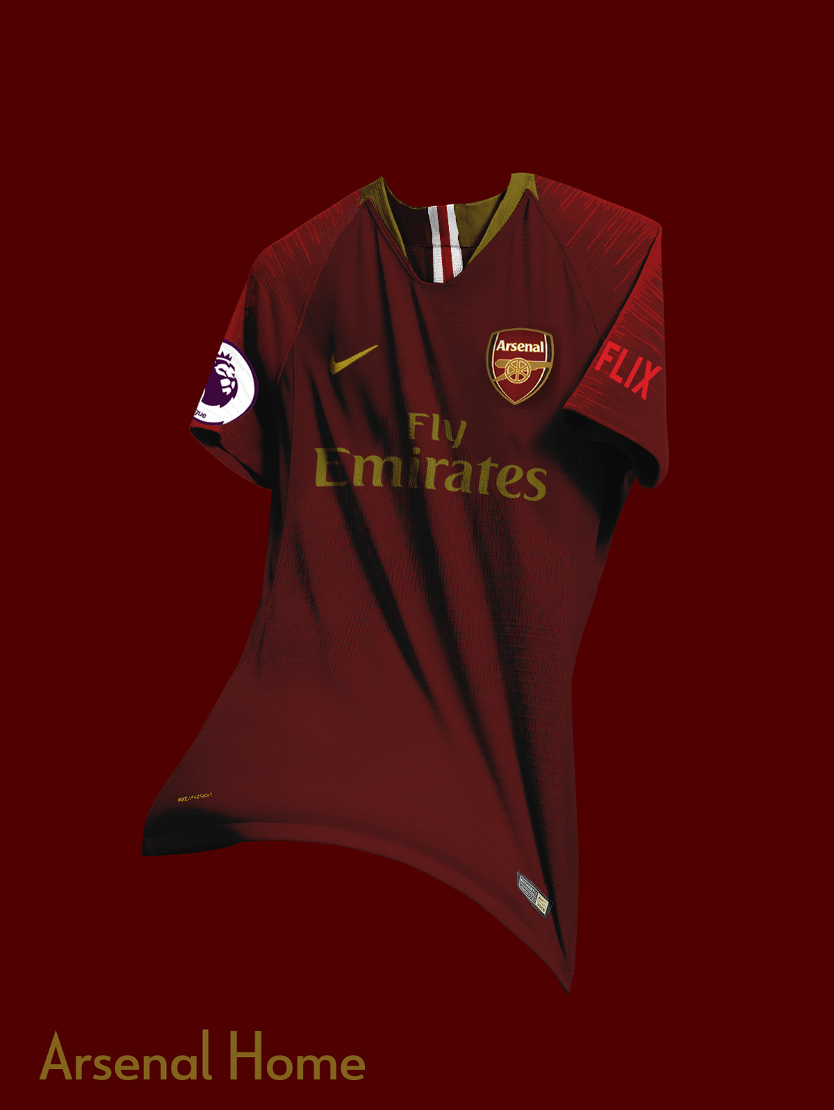 Kit Dls Arsenal : arsenal, Arsenal