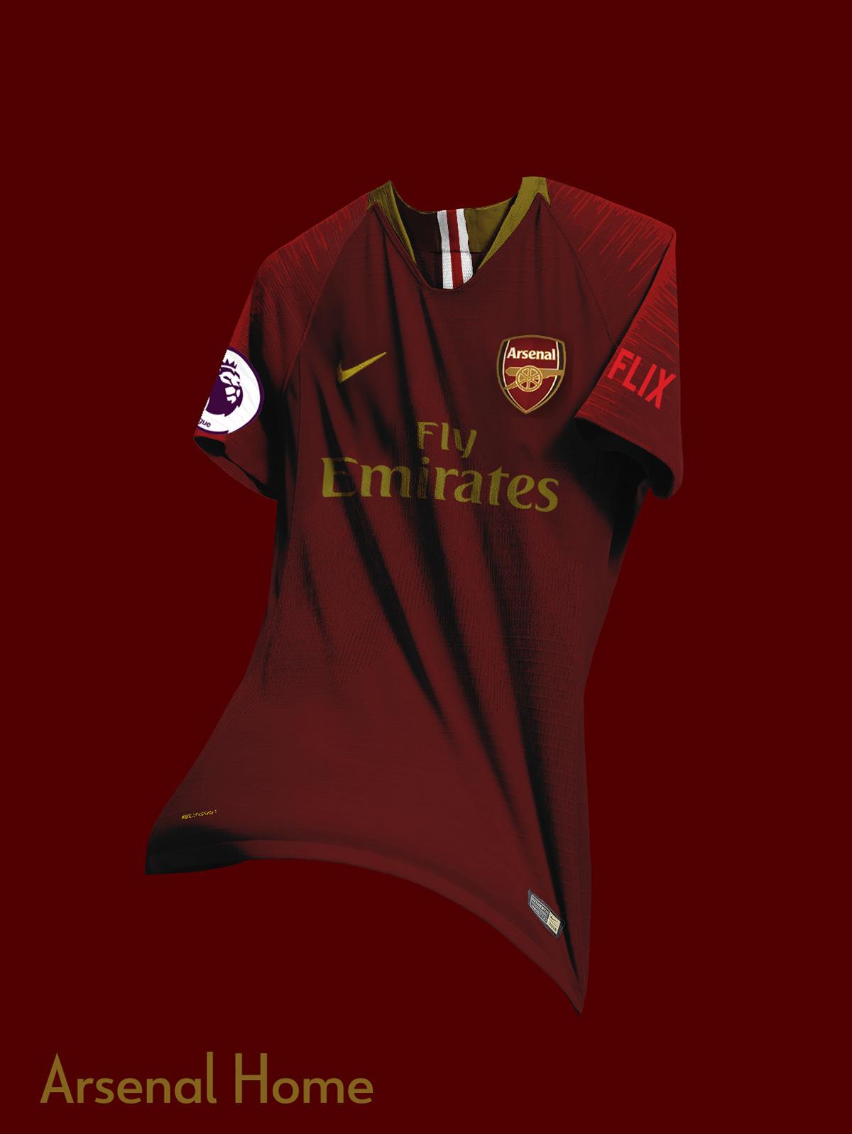 Kit Dls Arsenal : arsenal, Arsenal