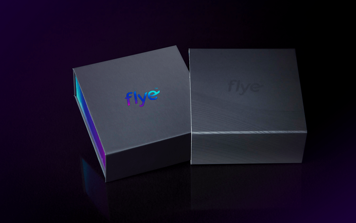 Flye Smart Card Packaging On Behance