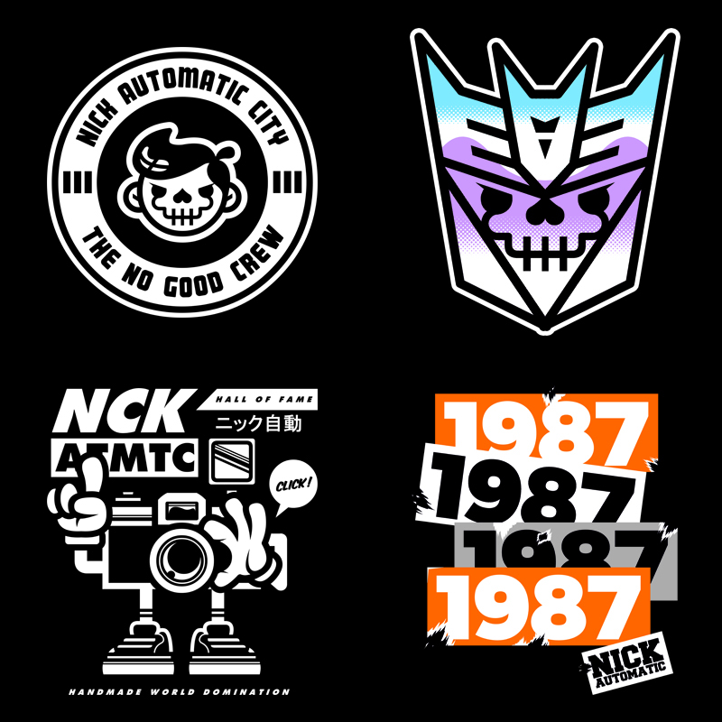 nick automatic 2015 collection