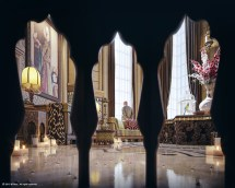 Moroccan Majlis Behance