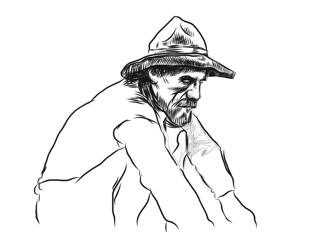 Prospector on Behance