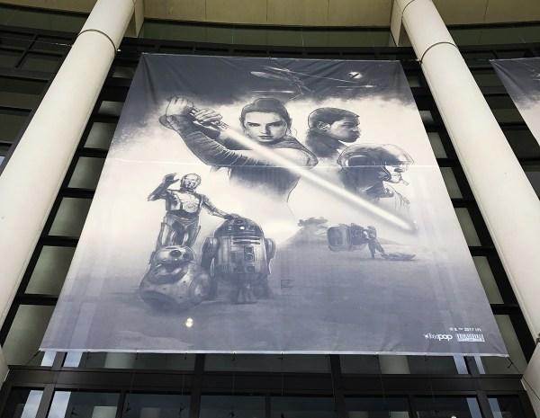 Star Wars Celebration Orlando Key Art Behance