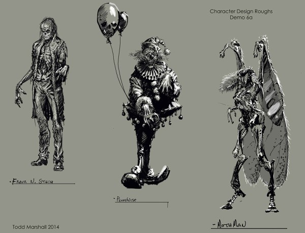 Concept Art Character Design Behance