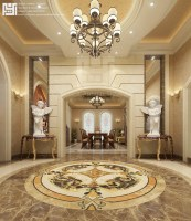 Classic Villa Interior   In progress on Behance