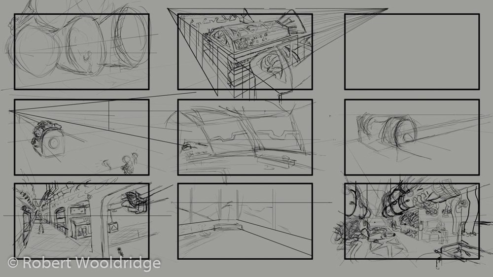 medium resolution of this was the second pass of thumbnails i completed the first pass was off base i wasn t aware we had a specific prompt to follow for this final project