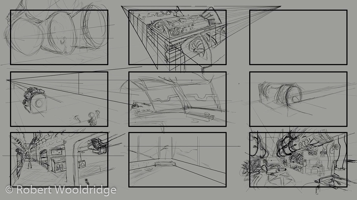 hight resolution of this was the second pass of thumbnails i completed the first pass was off base i wasn t aware we had a specific prompt to follow for this final project