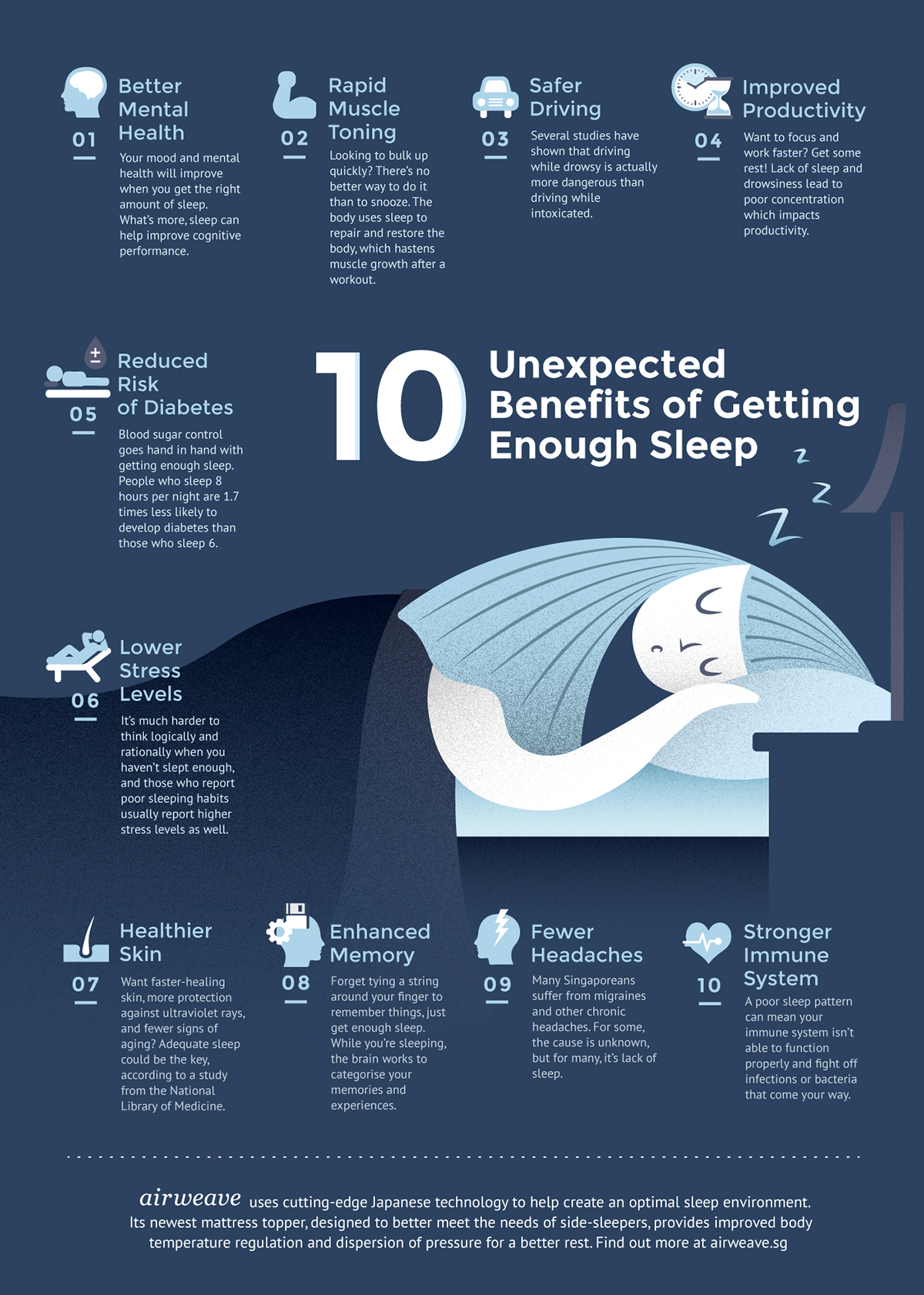 My Thoughts The Importance Of Sleep And Rest