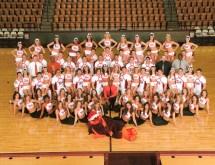Virginia Tech Cheer Team