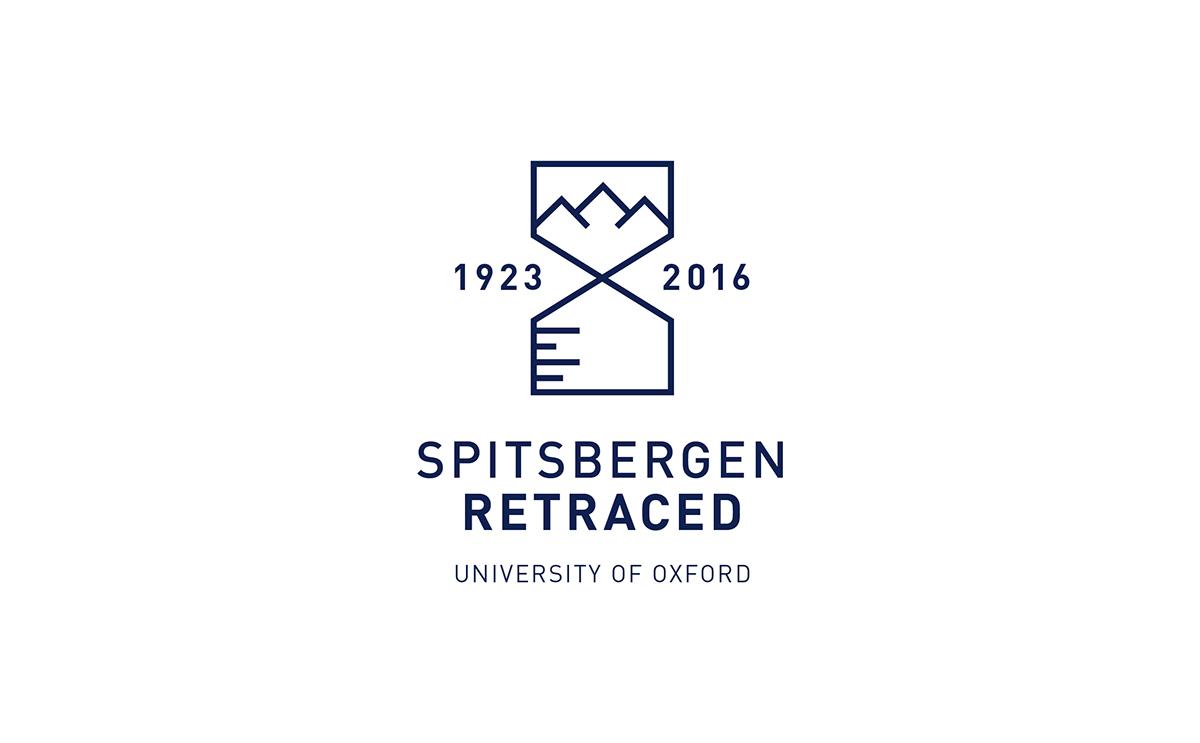 Spitsbergen Retraced: Brand Identity on Behance