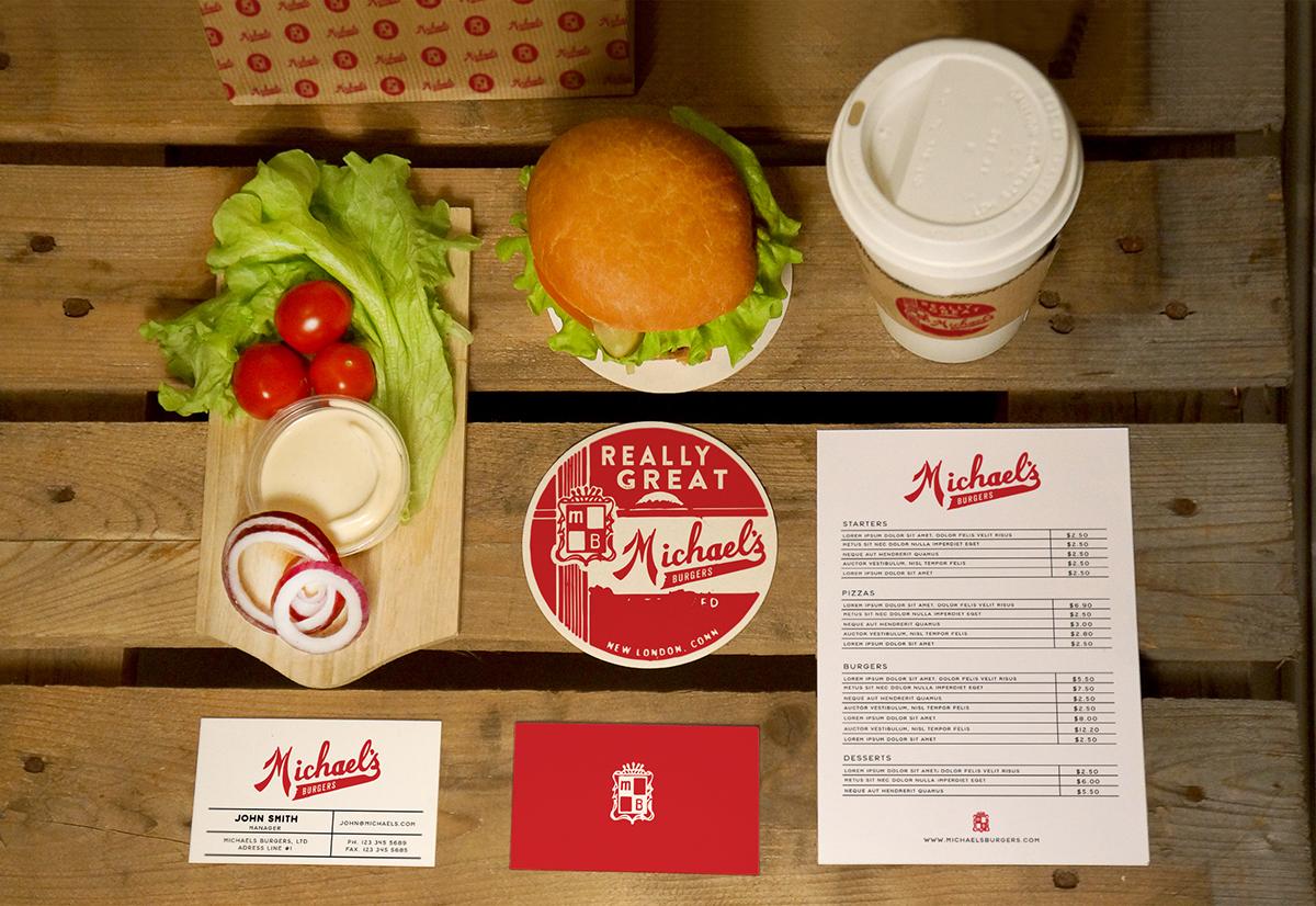 burger box mockup isolated design. Burger Restaurant Mockups On Behance