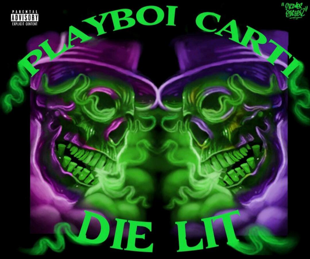 playboi carti album cover on behance