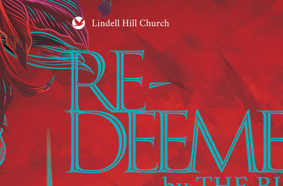 Redeemed Easter Flyer Poster Template For Churches Easter Services Is  Created With Photoshop With A Vibrant And Active Church In Mind.