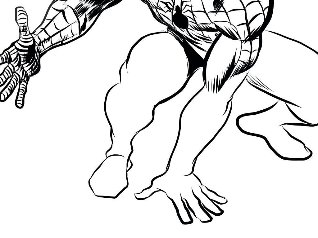 Spider Man On Behance