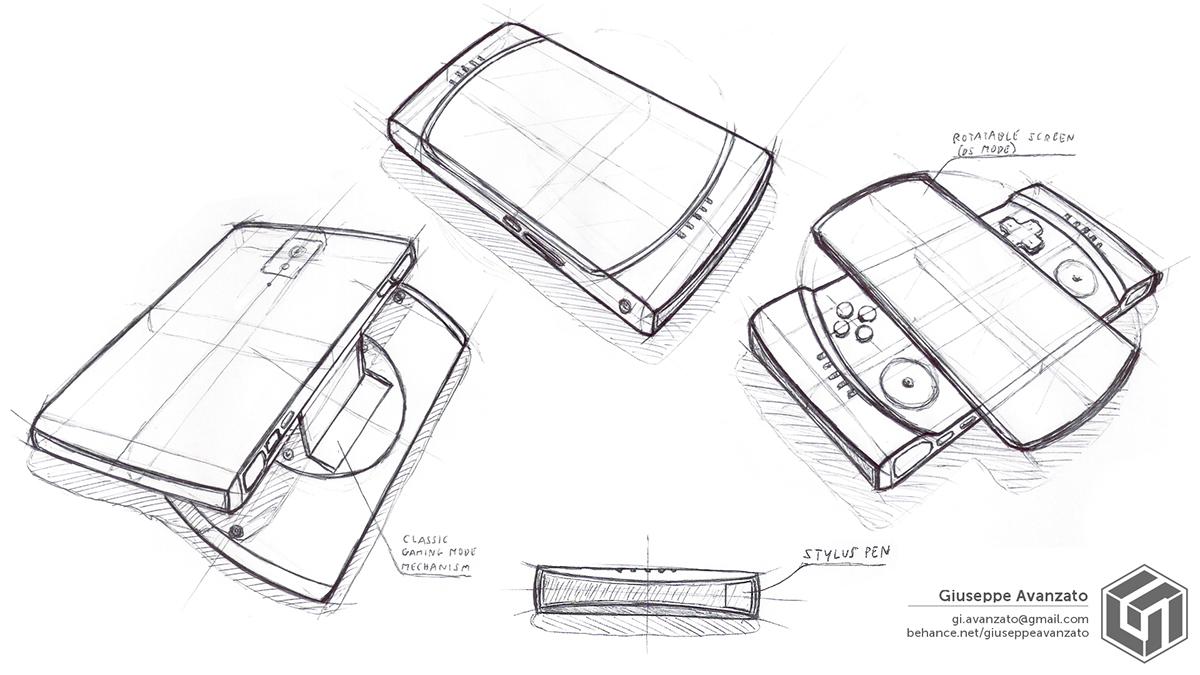 [Concept] Nintendo Plus (Nintendo-phone) on Behance