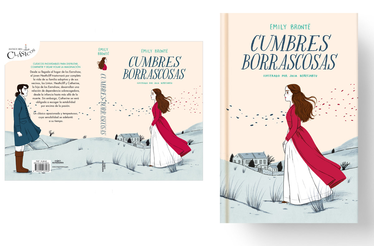 WUTHERING HEIGHTS on Behance