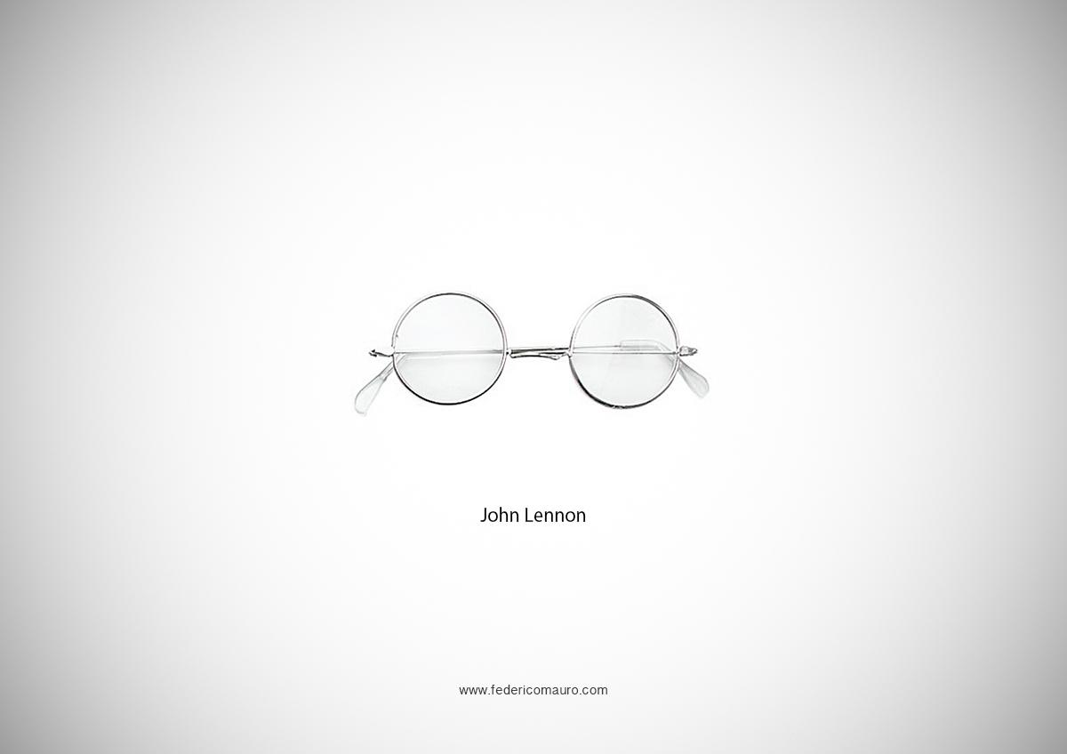 Famous Eyeglasses on Behance