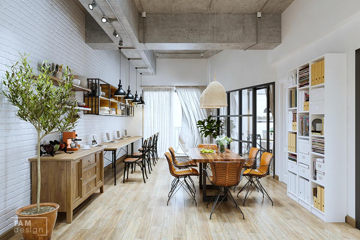 officetel apartment on Behance