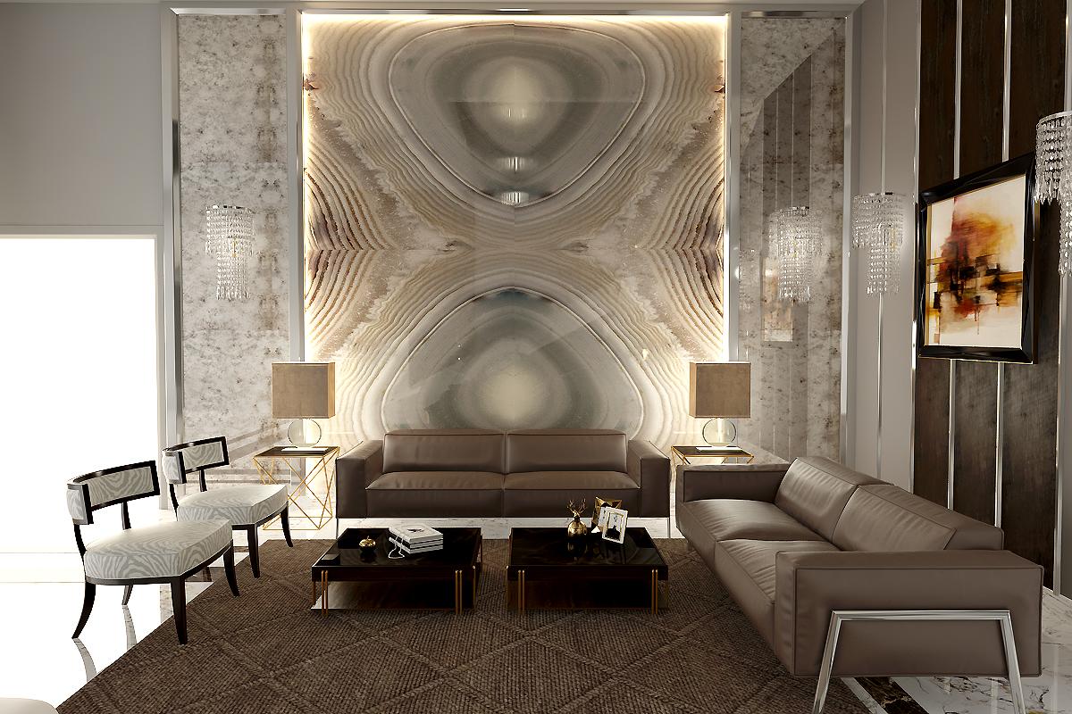 3d Wallpaper Designs For Hall Modern Majlis On Behance
