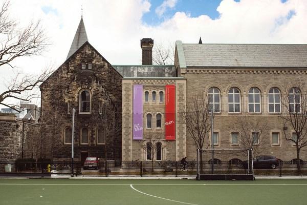 Art Museum University Of Toronto Behance