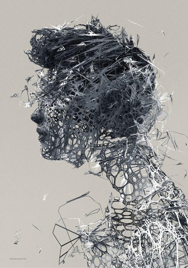 People Digital Art Illustration