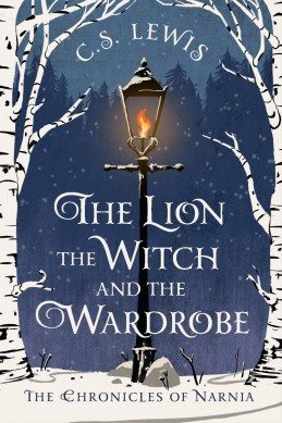 The Lion, the Witch, and the Wardrobe: Book Cover on Behance