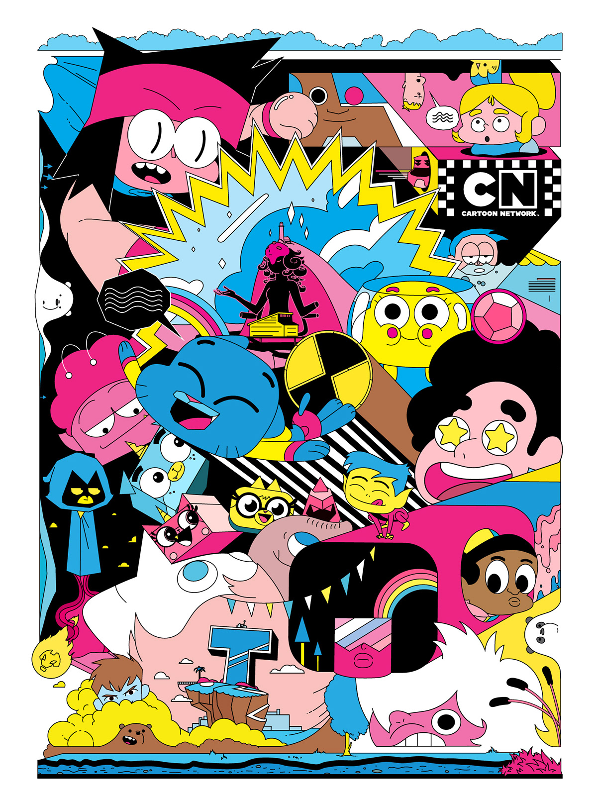 cartoon network official 2018