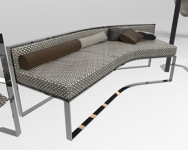 Lumier Outdoor Furniture; Ralph Lauren Scad Portfolios