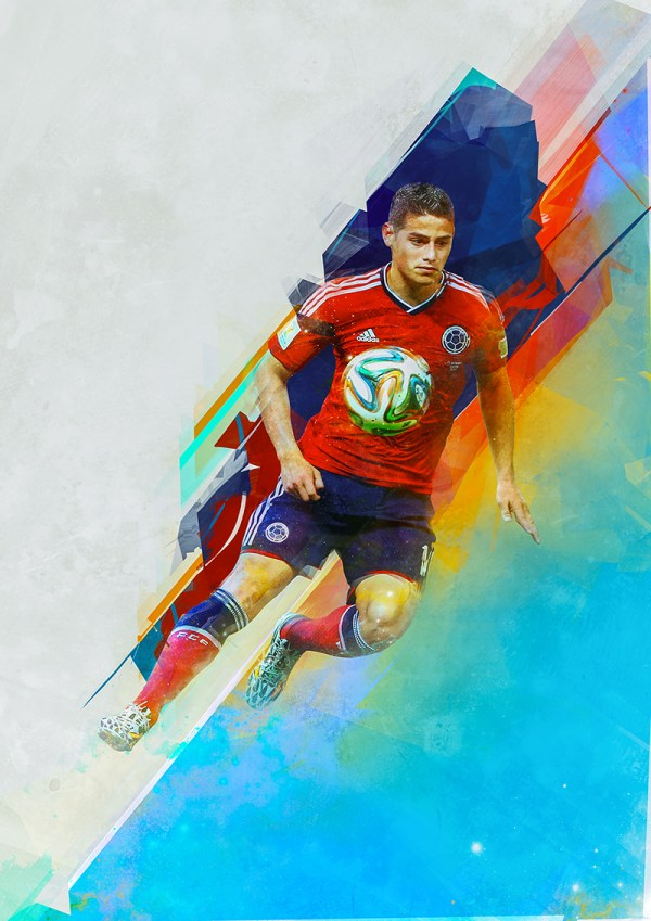Soccer Graphics Behance