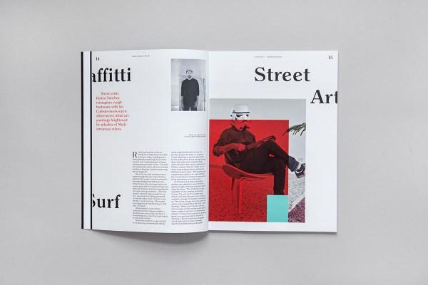 Editorial Design - Nine U Magazine