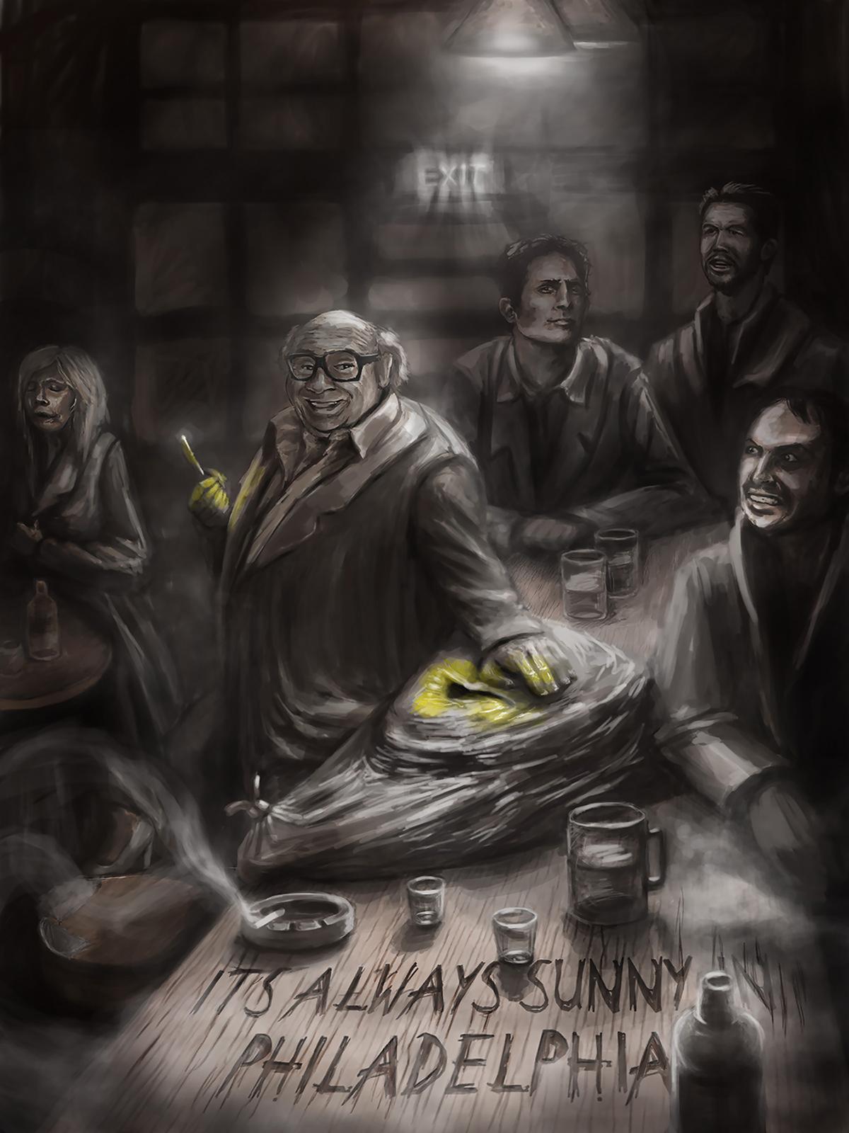 philadelphia poster design on behance