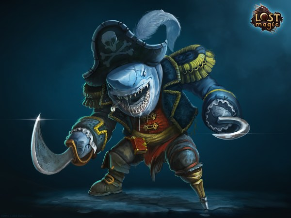 Character Design. Cursed Pirates Behance