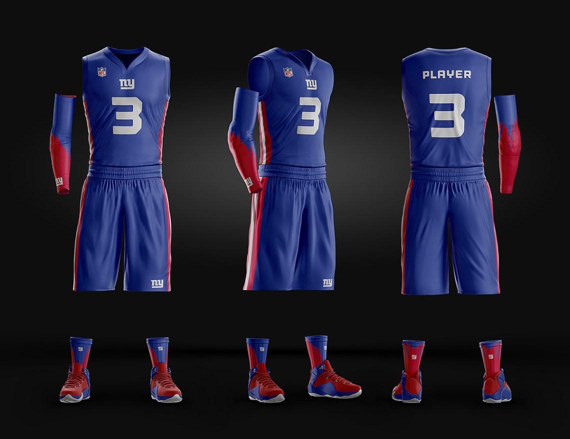 Download Basketball Uniform Jersey PSD template on Pantone Canvas ...