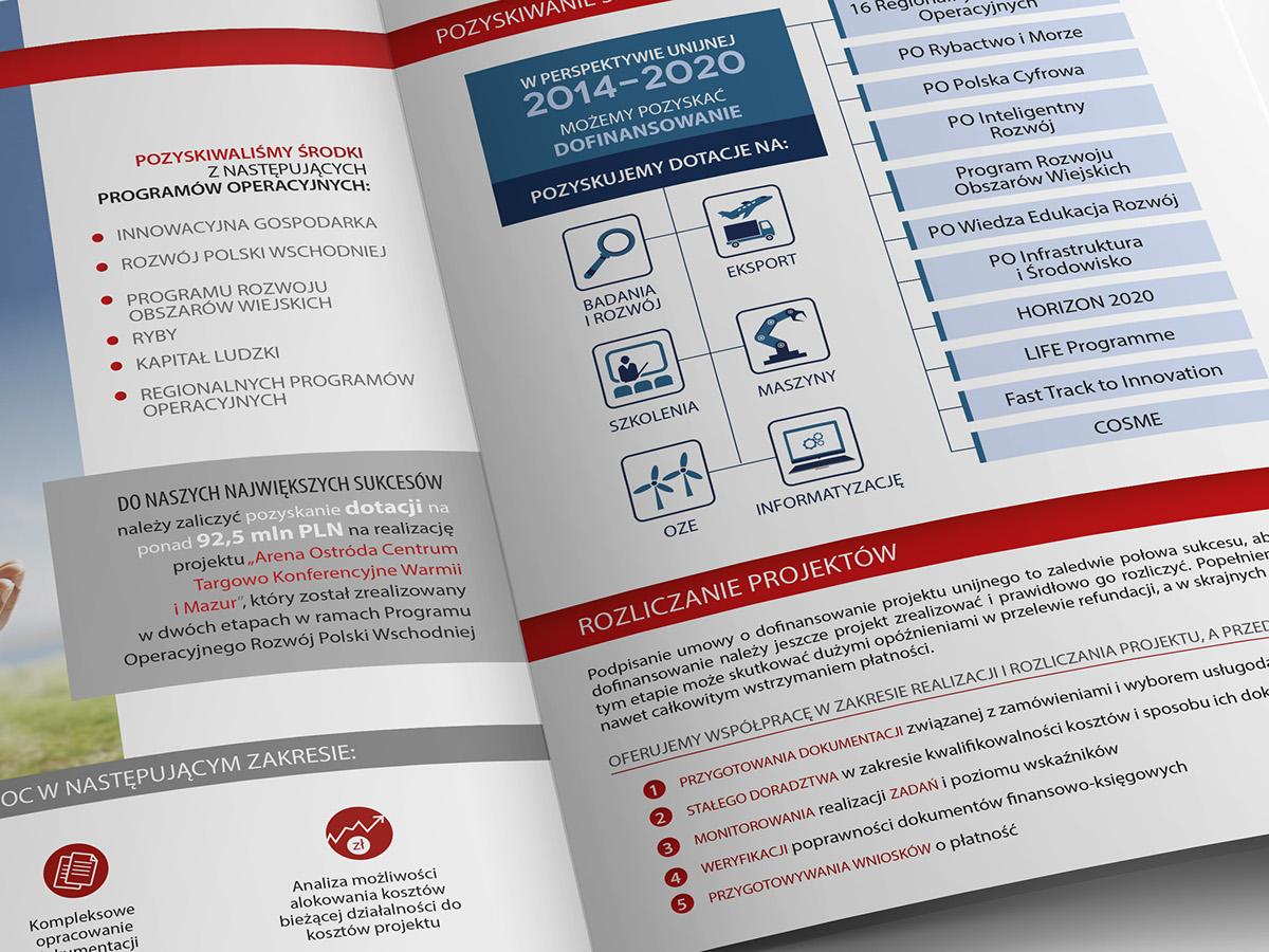 Brochure For Habitat On Behance
