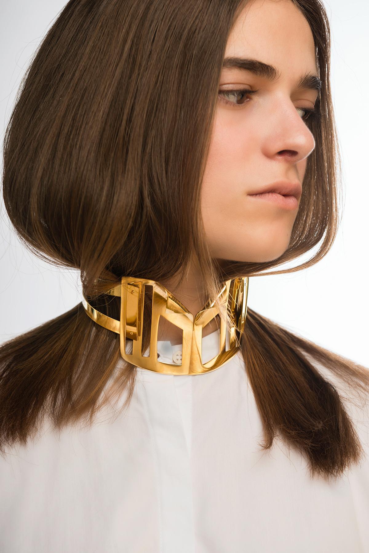 Collar Choker. on Behance