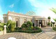 Exterior Design Dubai Kateryna Antonovich Behance
