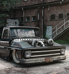 this truck is produced by classic car studio speedshop  [ 1200 x 745 Pixel ]