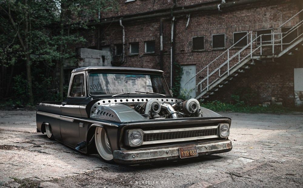medium resolution of this truck is produced by classic car studio speedshop