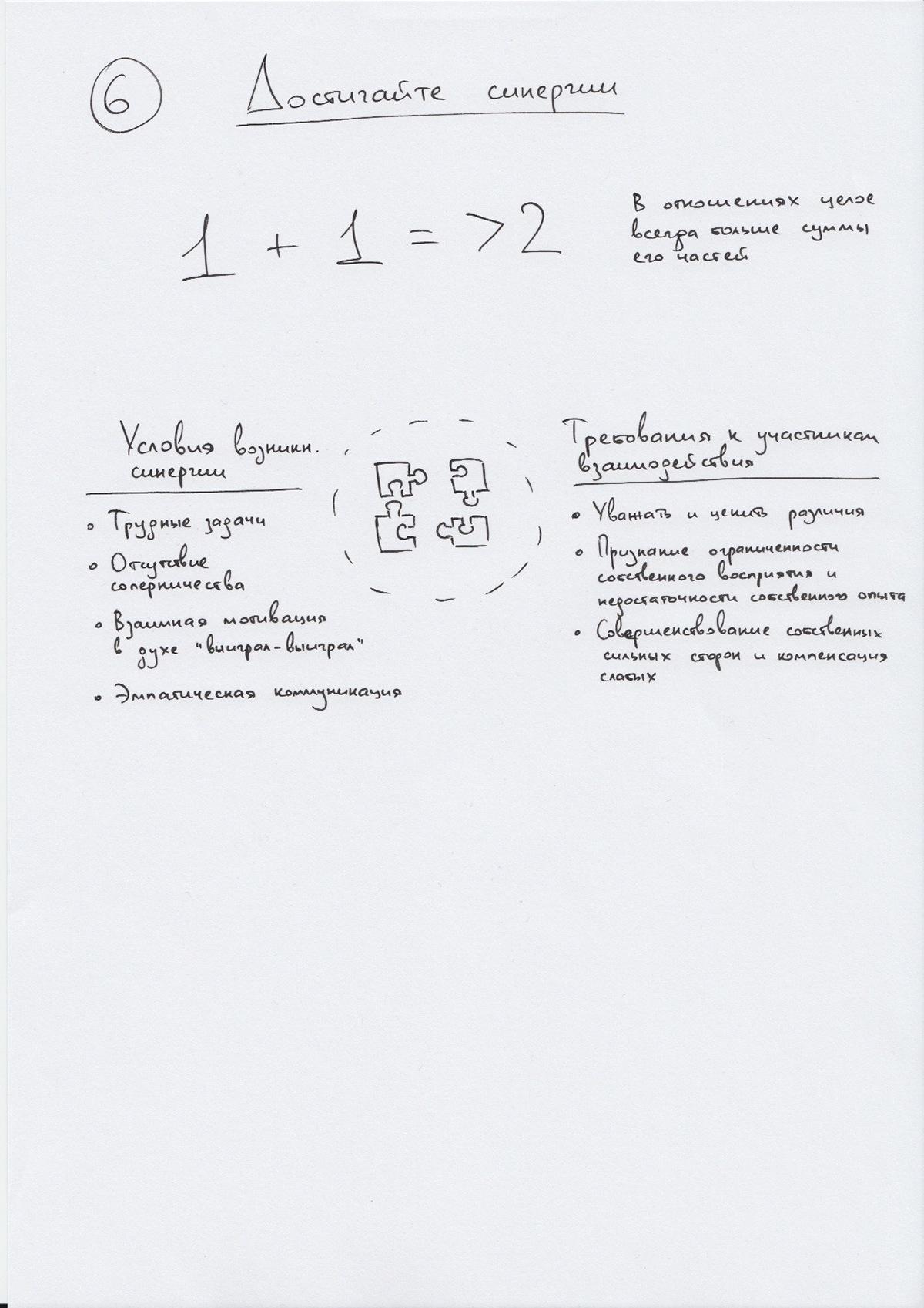 Summary Of Stephen Covey Bestseller 7 Habits On Behance