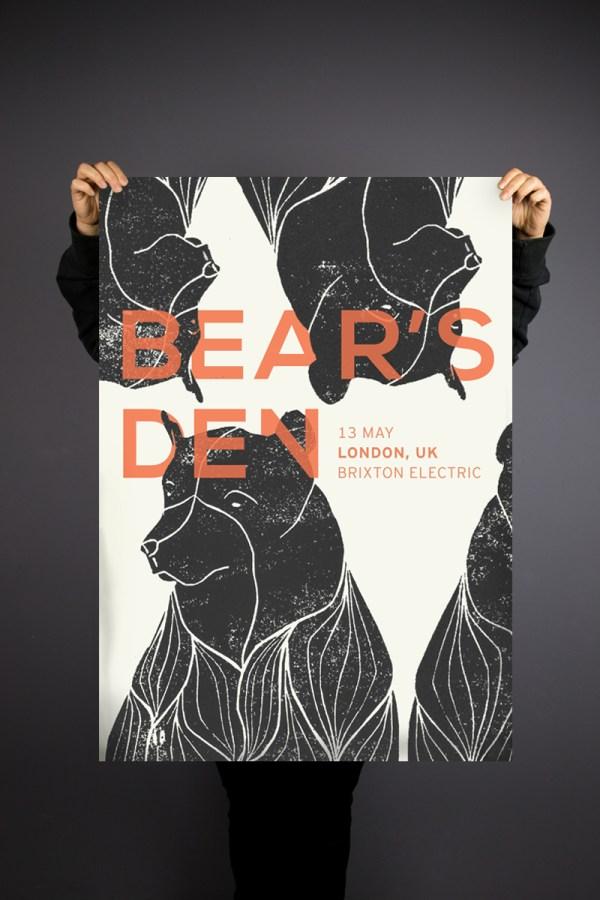 Bears Den Band
