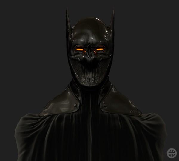 "Batman Redesign - ""azazel"" Behance"