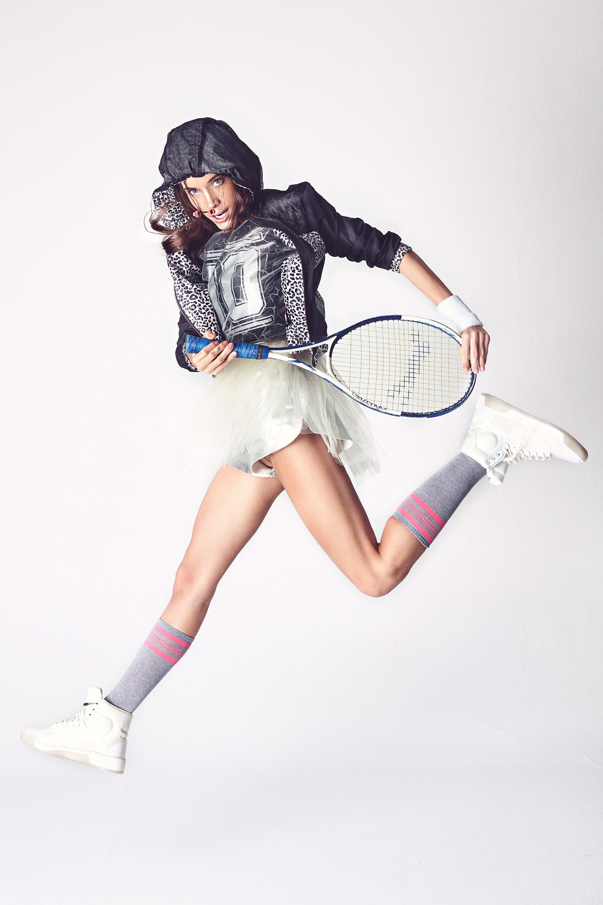 Studio Sports Fashion Shoot on Behance